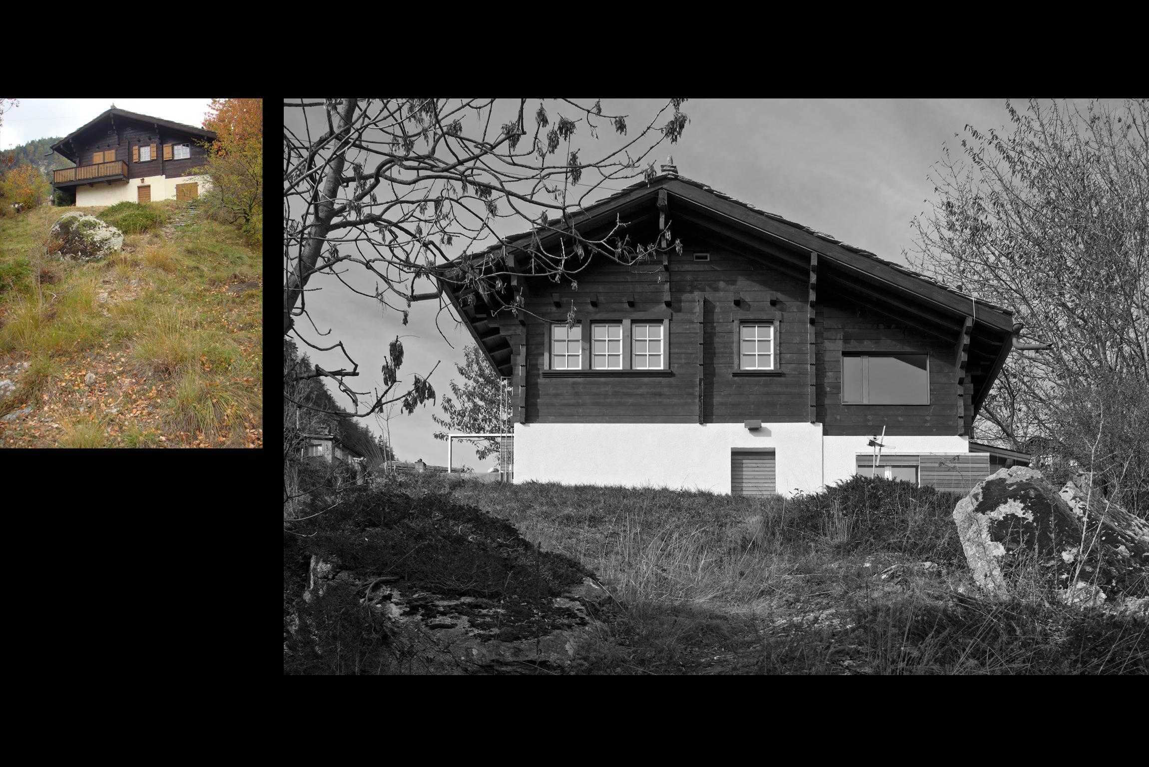 Haus Zeneggen 1