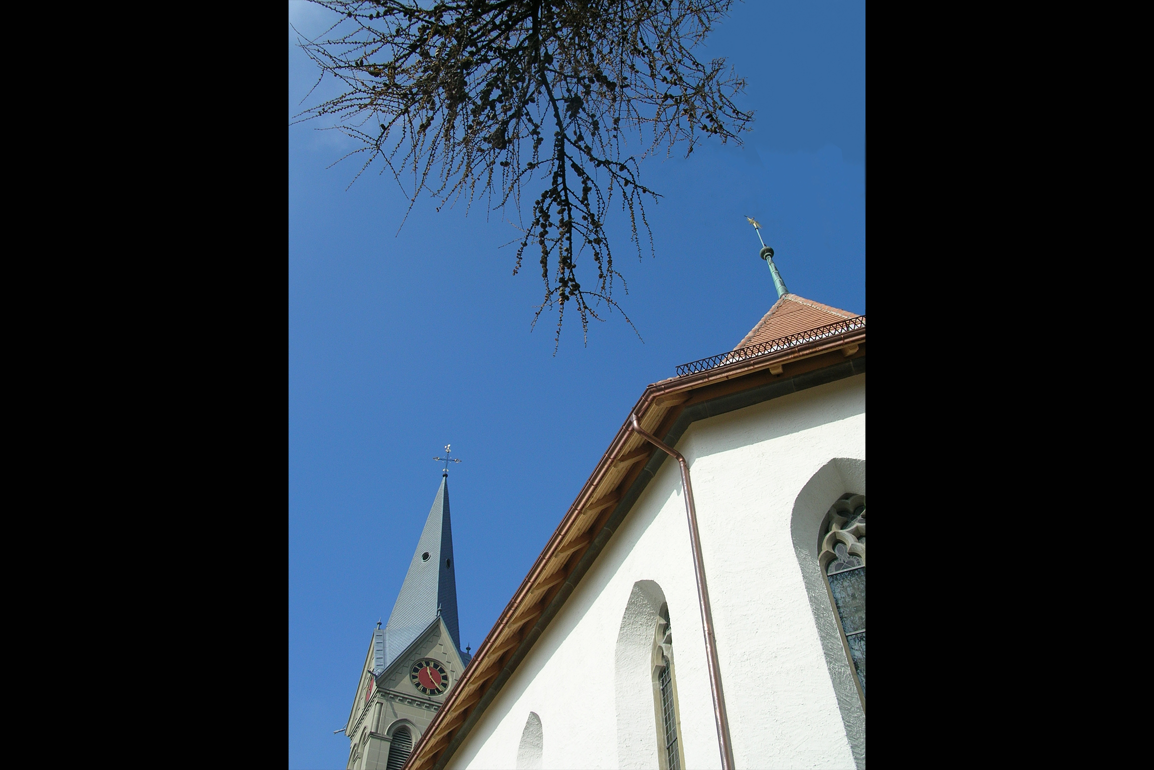 Kirche Münchenbuchsee  1
