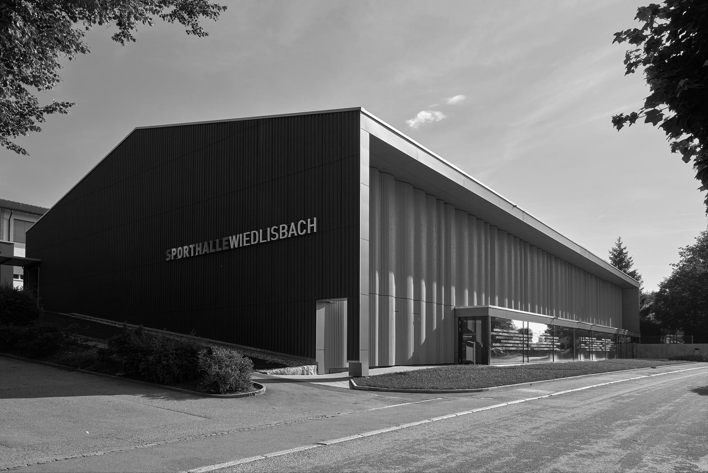 Sporthalle Wiedlisbach 1